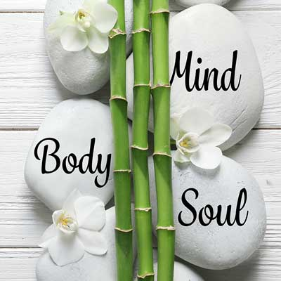 With Yoga, bring a sense of relaxation for the mind and body.